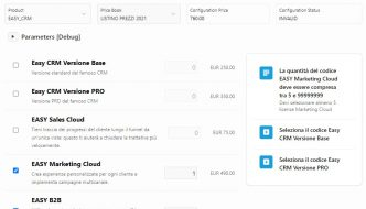 Product Configurator in Oracle APEX